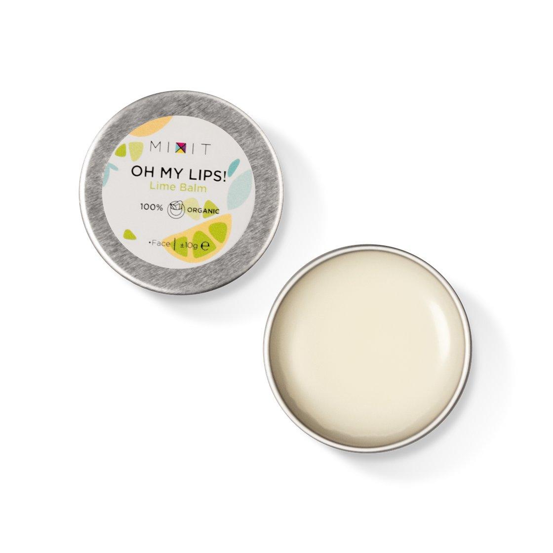 Бальзам с натуральным маслом лайма Mixit