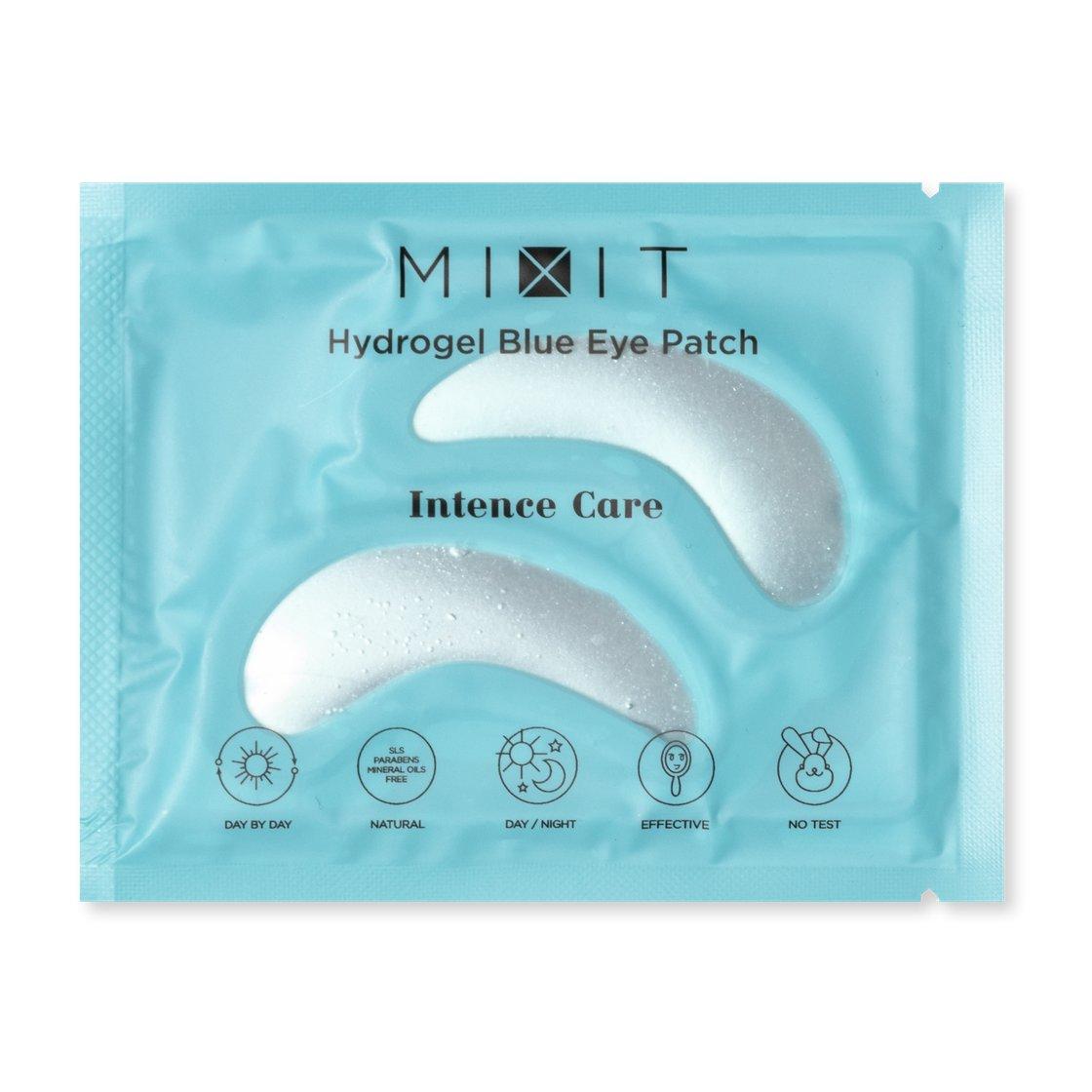 Купить Гидрогелевые патчи для кожи вокруг глаз, Mixit