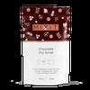 Сухой кофейный шоколадный скраб