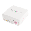 Подарочная коробка с принтом