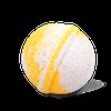 Бурлящий шар для ванны с экстрактом ламинарии и тропическим ароматом
