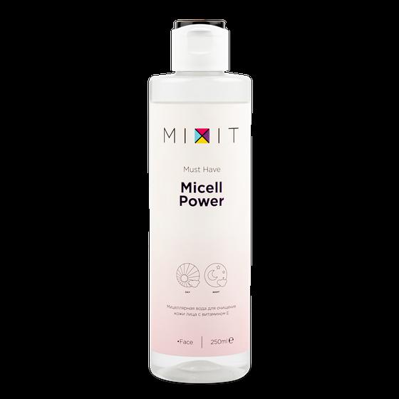 Мицеллярная вода для очищения кожи лица